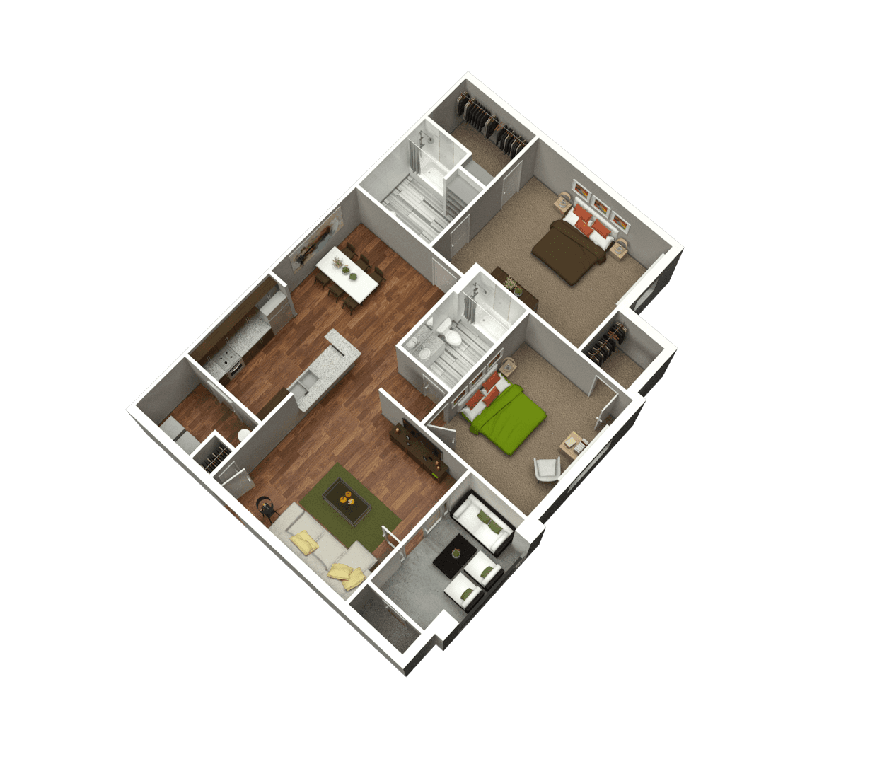 Apartments In Birmingham: Branchwater Apartments Birmingham, AL